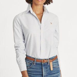 Ralph Lauren Slim Fit Polo - Size 2 EUC